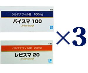 バイスマ3箱+レビスマ3箱