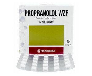 プロプラノロールWZF
