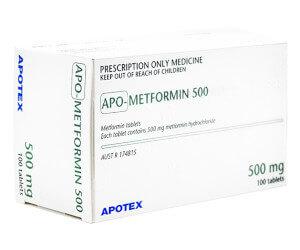 アポメトホルミン