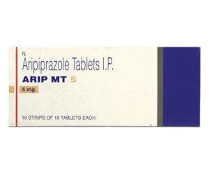 アリピプラゾールMT